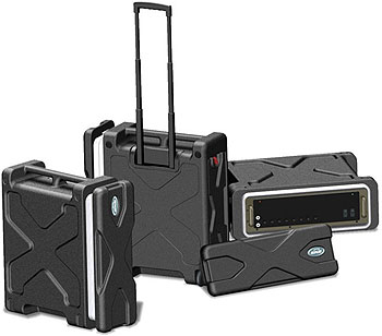 SKB Space RollX Rack 3 HE