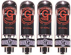 Groove Tubes E34LS Quartett