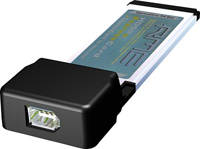 RME HDSPe ExpressCard