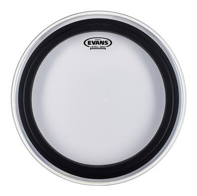 "Evans 18"" EMAD2 Clear Bass Drum"