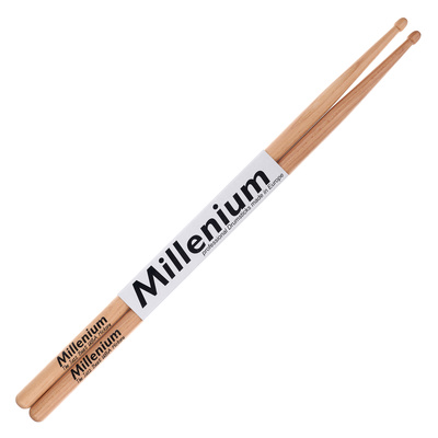 Millenium Jazz Hickory Sticks -Wood-