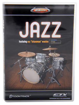 Toontrack EZX Jazz