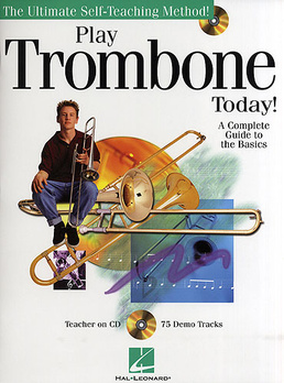 Hal Leonard Play Trombone Today