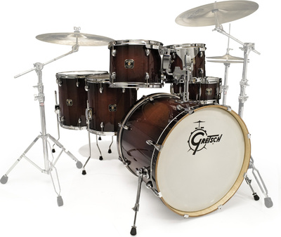 Gretsch Catalina Maple Fusion Cherry drumset