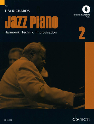 Schott Jazz Piano Vol.2
