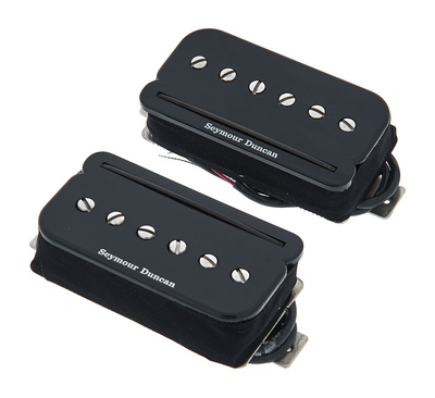 Seymour Duncan SHPR-1 P-Rail Set BK