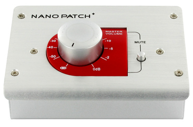 SM Pro Audio Nano Patch Plus Silver