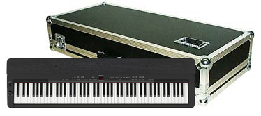 Yamaha P155 B Case Bundle