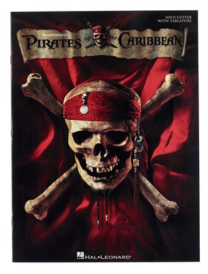 Hal Leonard Pirates Caribbean Guitar