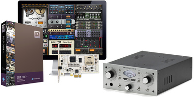 Universal Audio 710 Twin-Finity Bundle
