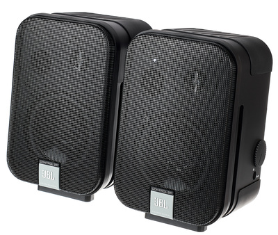 JBL Control 2 PS BK