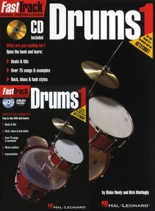 Hal Leonard Drum Method Starter Pack