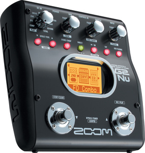 Zoom G2Nu Guitar Multi FX
