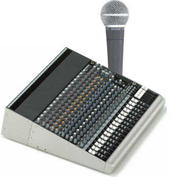 Mackie 1604 VLZ3 Bundle