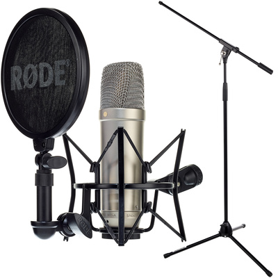 Rode NT1-A Complete Vocal Bundle