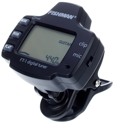 Fishman FT-1 Clip-on Chromatic Tuner