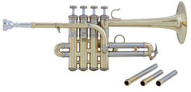 Bach AP 190 Artisan Bb-/A- Piccolo