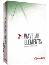 Steinberg Wavelab Elements 7 Edu