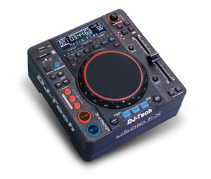 DJ-Tech uSolo-FX USB-Mediaplayer