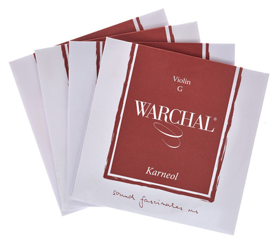 Warchal Karneol 4/4 E Ball End