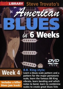 Music Sales American Blues Week 4