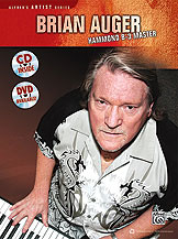 Alfred Music Publishing Brian Auger:Hammond B-3 Master