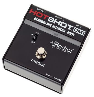 Radial Engineering HotShot DM1 B-Stock