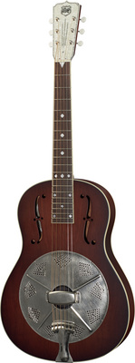 National Reso-Phonic M-2 Mahogany
