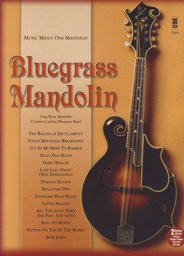 Music Sales Music Sales Bluegrass Mand.