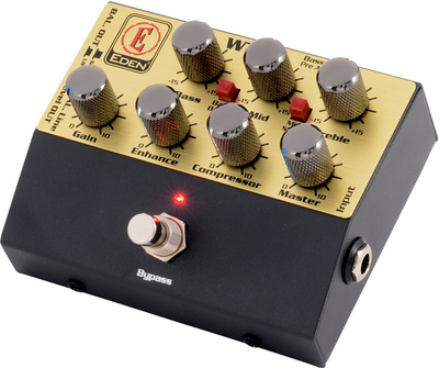 Eden WTDI Direct Box/Preamp