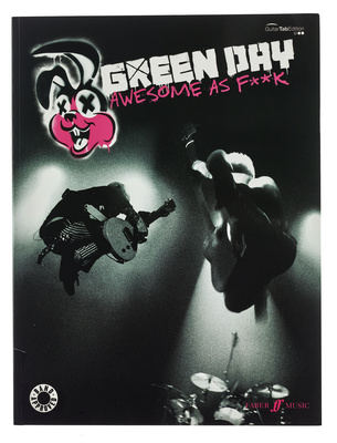 Faber Music Green Day Awesome As F!!k