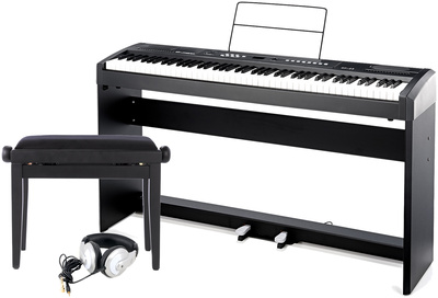 Thomann DP-25 Digital Piano Bundle
