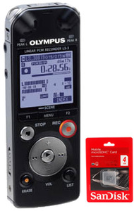 Olympus Ls3 Bundle