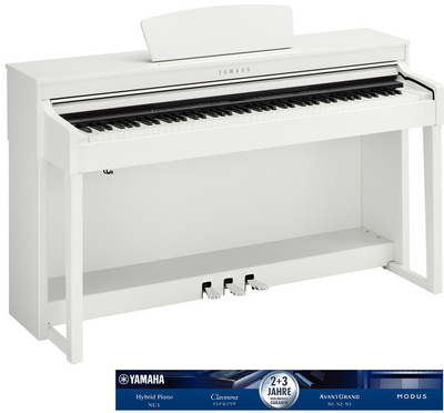 Yamaha CLP-430 Digital Piano weiß