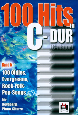 Hildner Musikverlag 100 Hits in C-Dur Band 5