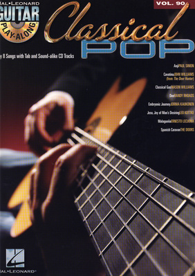 Hal Leonard Guitar Play-Along Classical