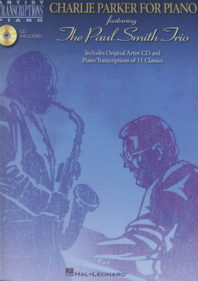 Hal Leonard Charlie Parker For Piano