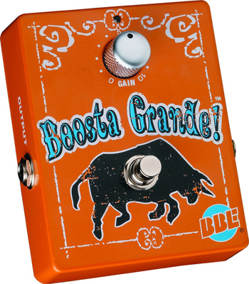 BBE Boosta Grande Pedal