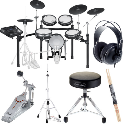 Roland TD-30K V-Drum Set Bundle