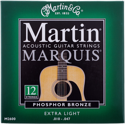 Martin Guitars M2600 Marquis