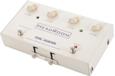 Carl Martin Headroom Model 2013