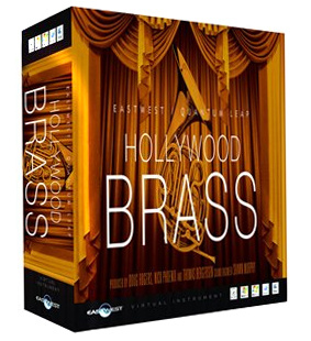 East West QL Hollywood Brass Diamond M