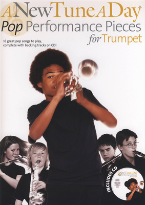 Music Sales New Tune Pop Pieces Trumpet