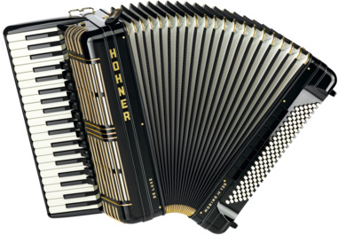 Hohner Morino + IV 120 de Luxe