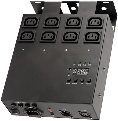American DJ SP4LED (IEC) Switch Pack