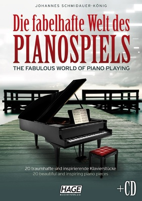 Hage Musikverlag Fabulous World Piano