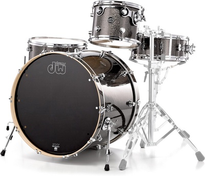 DW Performance Rock Pewter Sparkl