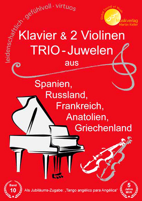 Musikverlag Keller Trio-Juwelen