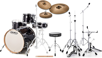Mapex MR426S Meridian Birch M Bundle