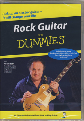 Alfred Music Publishing Rock Guitar for Dummies